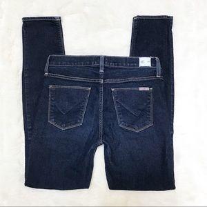 Hudson 27 Midrise Nico Super Skinny Fall Jeans
